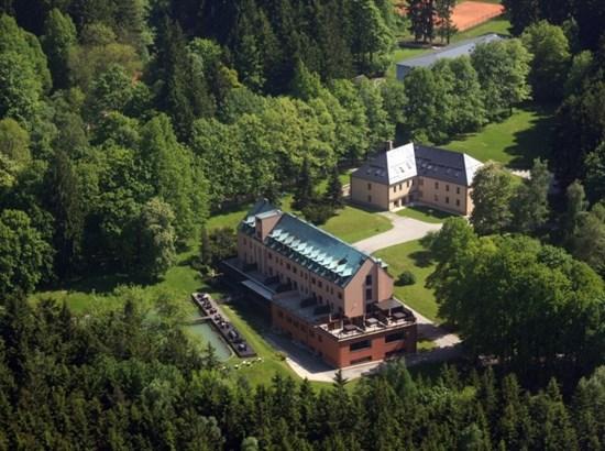 Resort Svatá Kateřina - Počátky u Pelhřimova