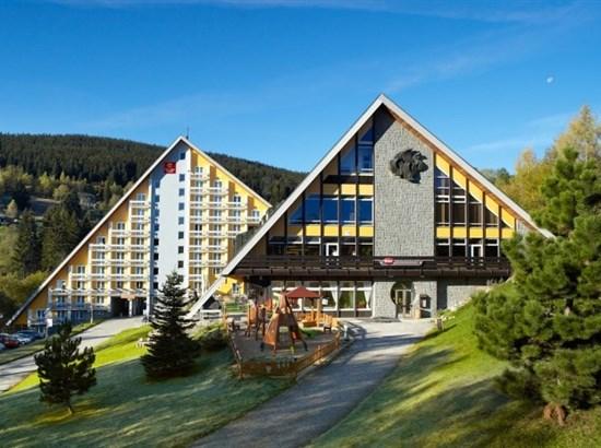 Clarion Hotel Špindlerův Mlýn - Špindlerův Mlýn